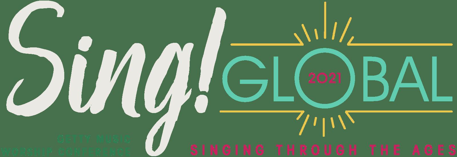 Sing! Global 2021 logo