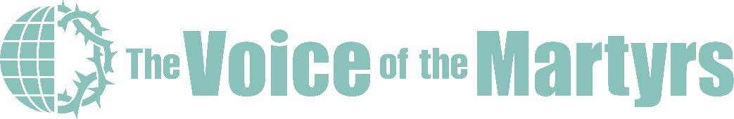 The Voice of the Martyrs logo